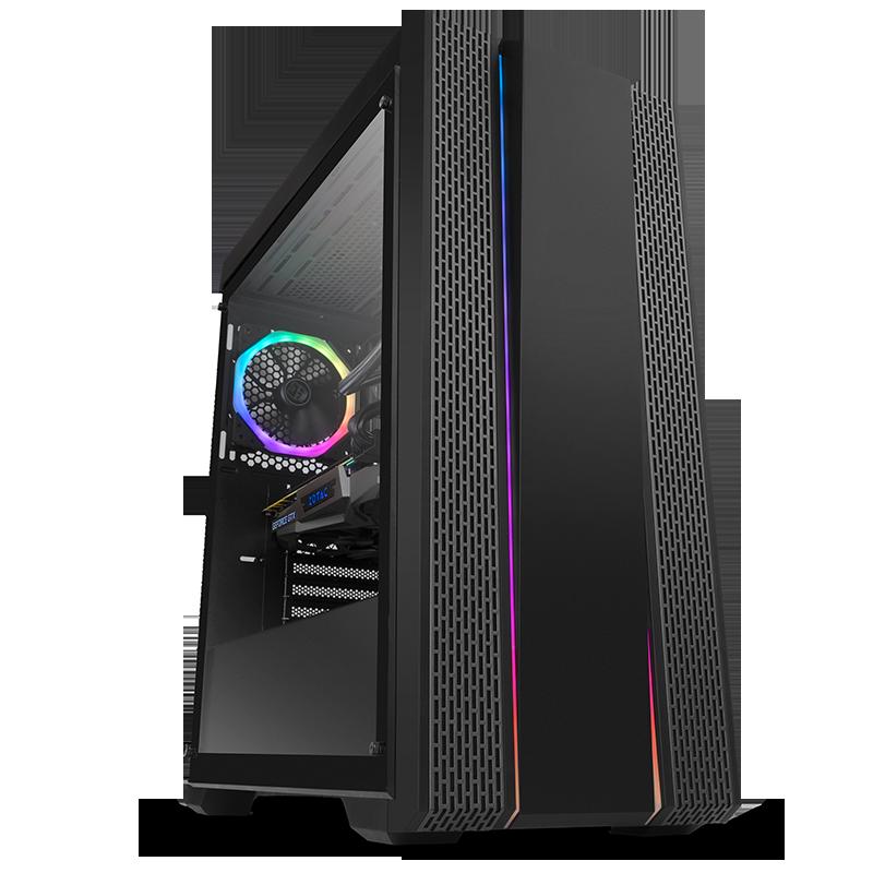 Striker+ Ryzen 5 2600 / 16GB / 1TB + 240GB SSD / RTX 2070 8GB