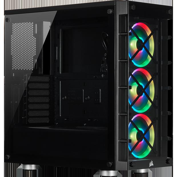 Maxfit i7-9700K / 16GB / 1TB + 240GB SSD / RTX 2060 SUPER 6GB
