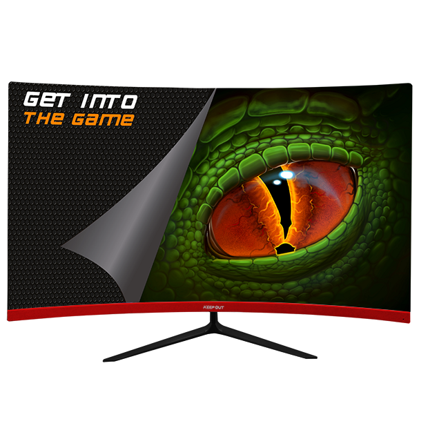 Monitor 27″ Keep Out XGM27C+