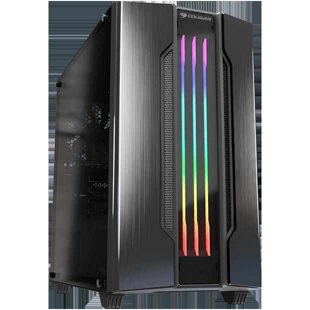 The Sandbox Ryzen 5 2600 / 16GB / 1TB + 480GB SSD / GTX 1650 4GB